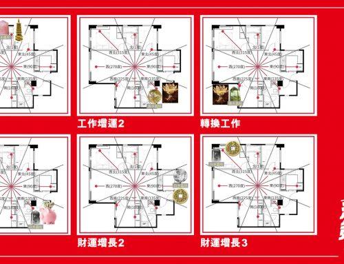 【奇門創富】3月風水陣 催吉避凶(雲清子)(第167期)
